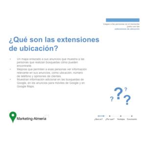 ¿Qué Son las Extensiones de Ubicación en Adwords?