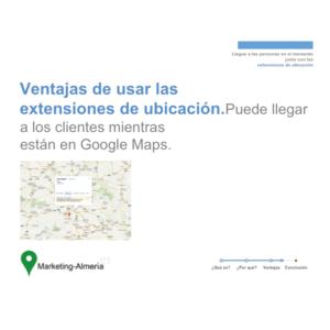 Más Ventajas de Utilizar las Extensiones de ubicación en Adwords