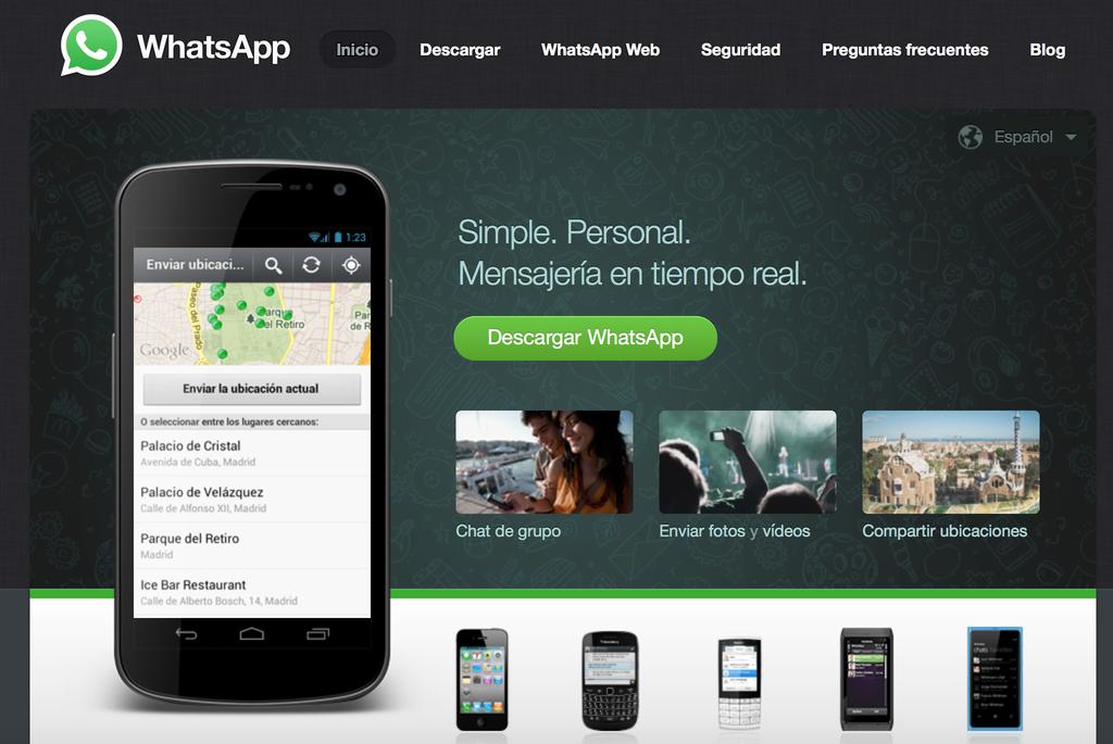WhatsApp como atención al cliente