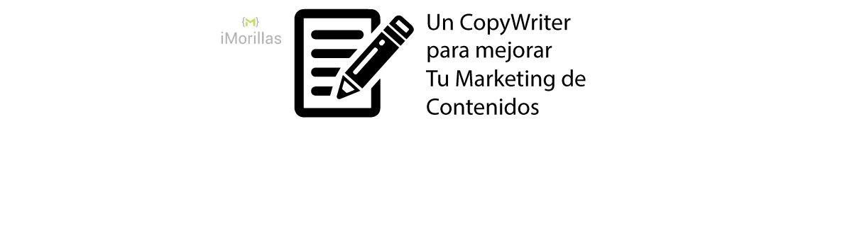 Marketing de Contenidos: Un Copywriter para persuadir a tus clientes