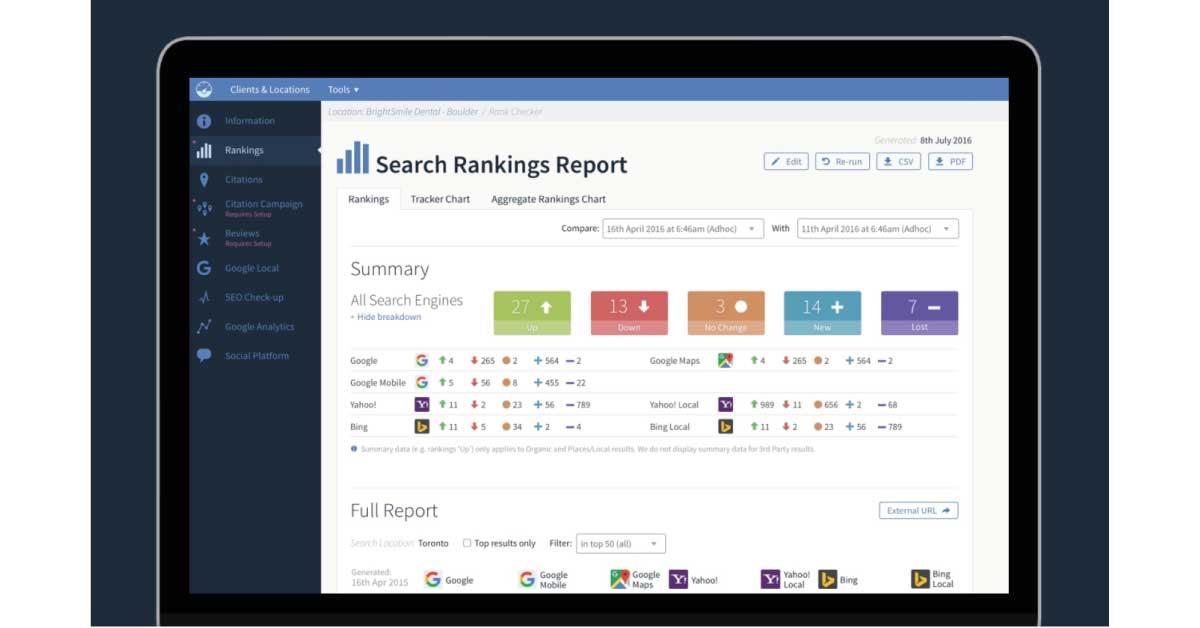 Menciones locales para aumentar ranking seo