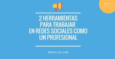 Redes Sociales - Herramientas Gratis