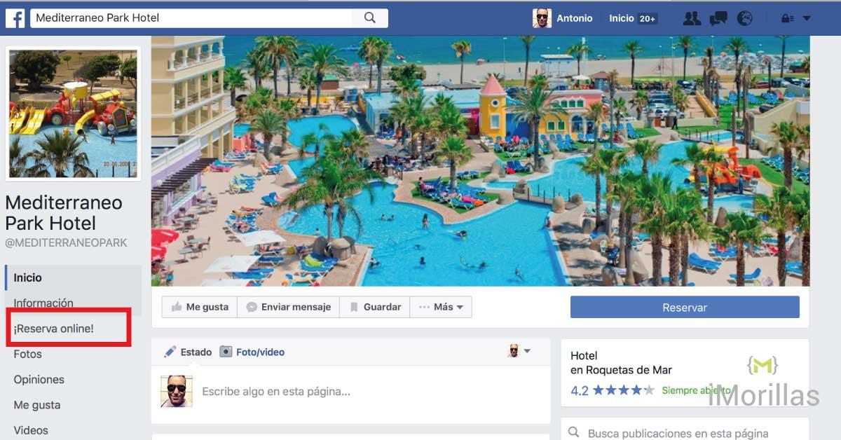 Hotel Mediterráneo Park en Almería
