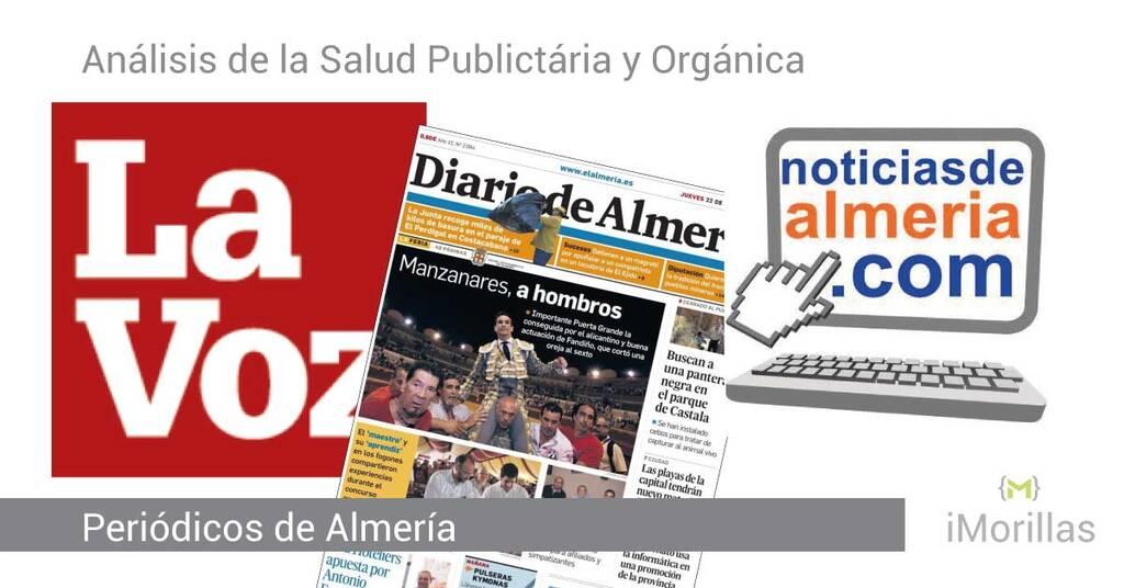 Publicidad en Periódicos de Almería