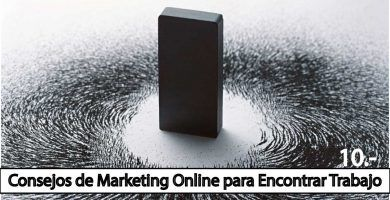 10 consejos de marketing online para encontrar empleo