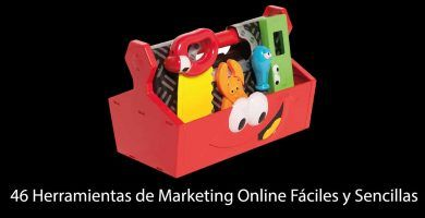 46 herramientas de marketing online faciles y sencillas
