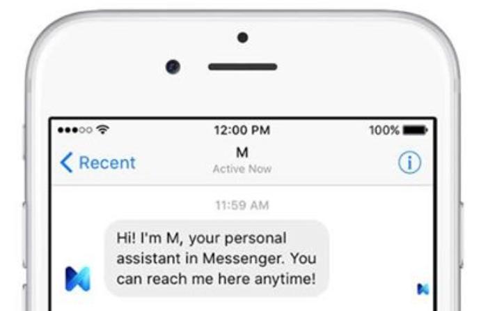M - Proyecto de Asistente Virtual de Facebook