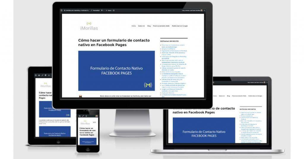 Responsible Móvil - Nueva Versión Wordpress 4.7
