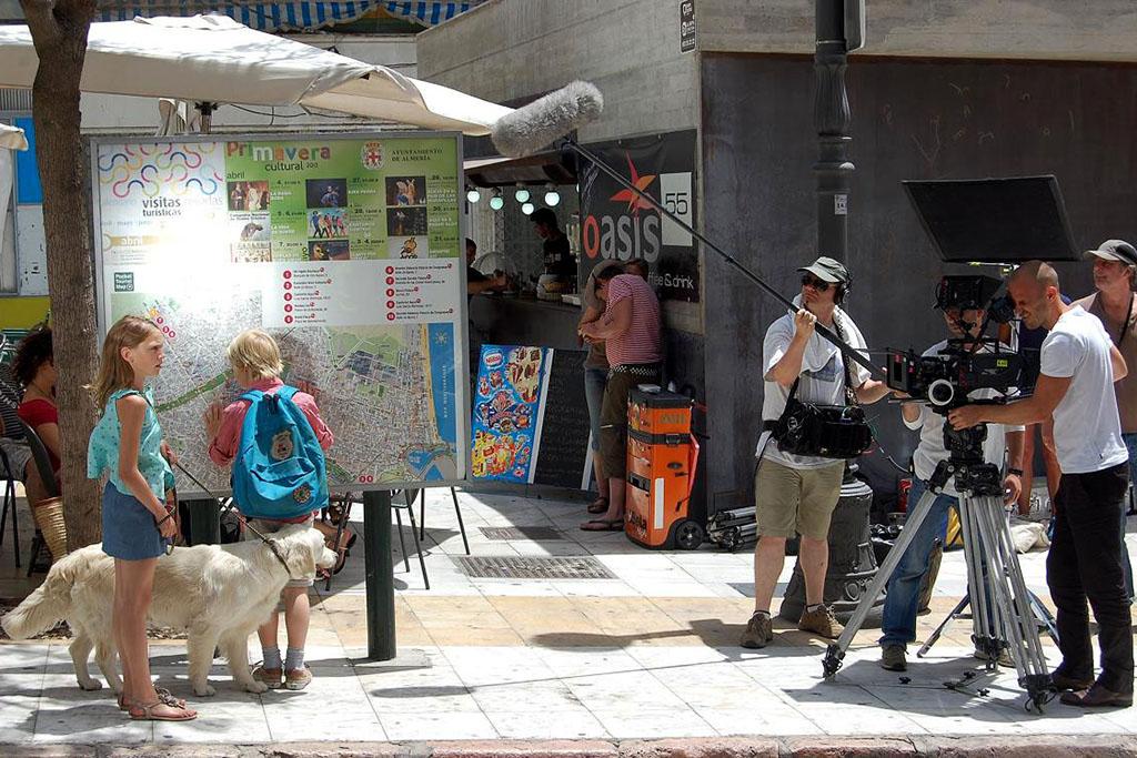 Japón conocerá Almería a través de un documental sobre su cultura y gastronomía