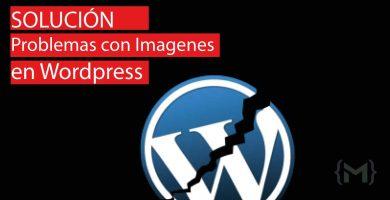 Wordpress - Error en las imágenes