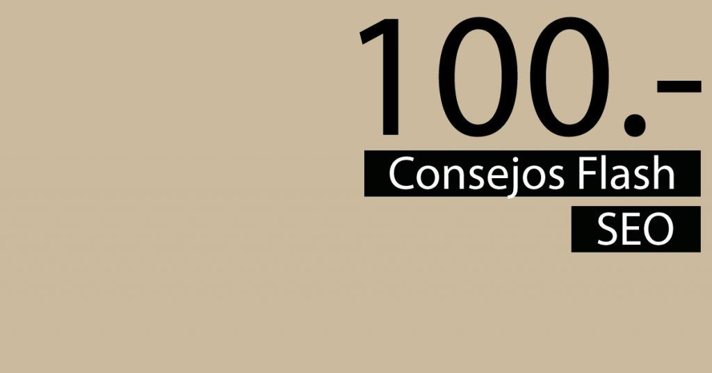 100 consejos SEO para gente ocupada