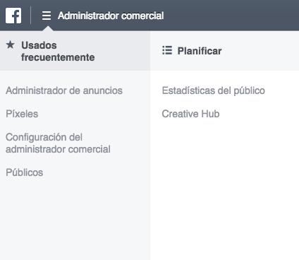 Cómo Acceder a Creative Hub