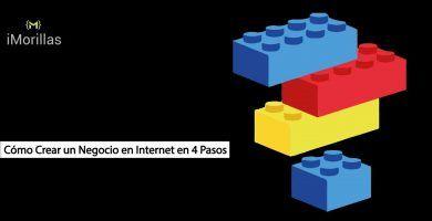 Cómo Crear un Negocio en Internet en 4 Pasos