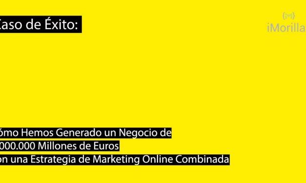 Se acabó la teoría – Hoy te explico la estrategia con la que hemos generado 8Millones de € a una Empresa de Almería