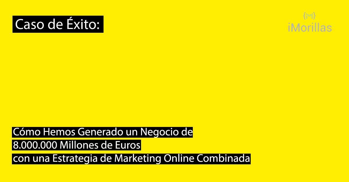 Caso de Éxito - Marketing Online