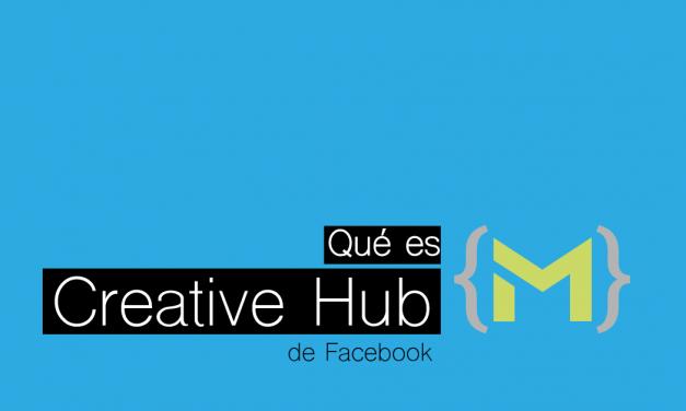 ¿Qué es Creative Hub? La Nueva Herramienta de Facebook para Anunciantes