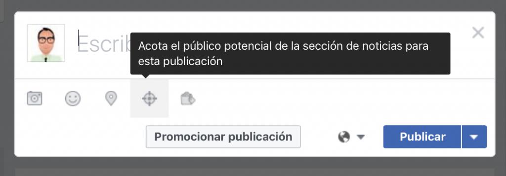 Cómo segmentar la audiencia orgánica en facebook