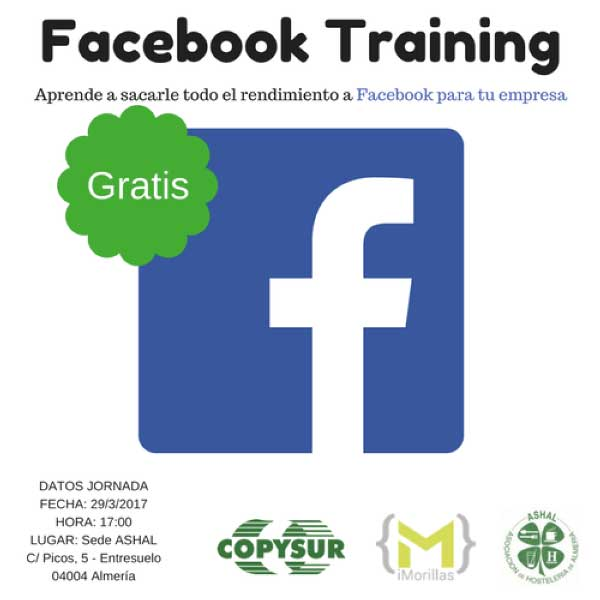 Facebook Training en Almería