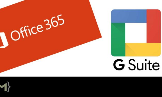 G Suite (Google App for Works) VS Microsoft Office 365 – ¿Cuál Elijo?