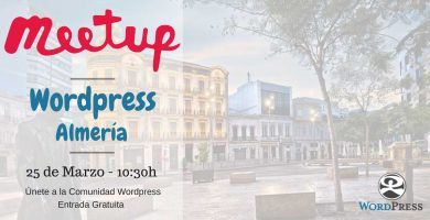 Meetup Wordpress Almería