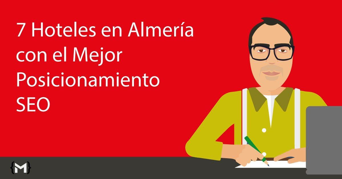 7 Hoteles en Almería