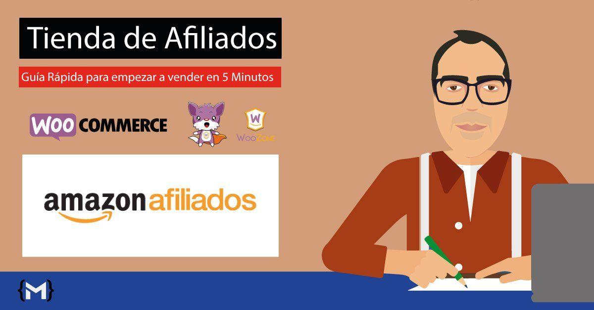 Tienda Online de Afiliados de Amazon con Woozone (En 5 Minutos)