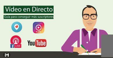 Vídeo en Directo - Guía