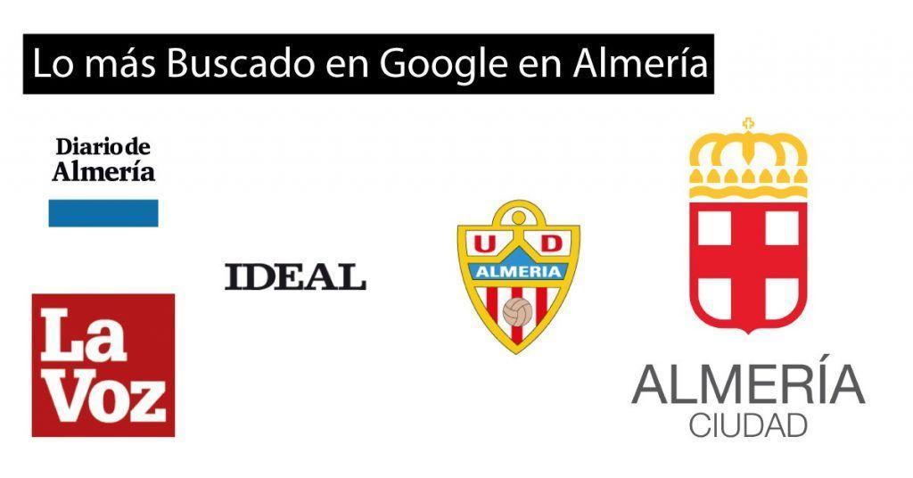 Lo más buscado en Google en Almería