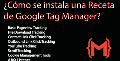 Tag Manager Recipes