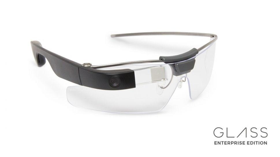 Google Glass Enterprise edition 2017