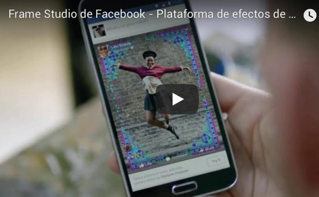 Facebook Frame Studio