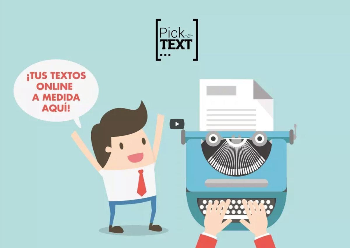 Pickatext - Compra Textos optimizados para SEO