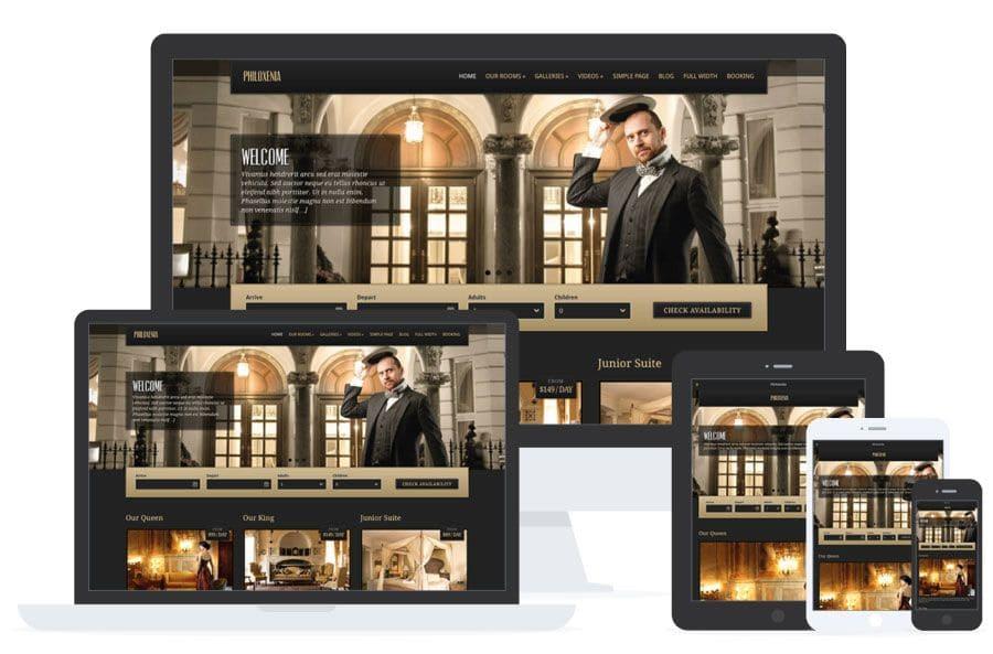 Philoxenia - Web para Hoteles
