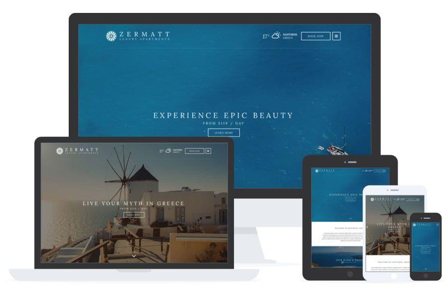 Zermatt - Web para Hoteles