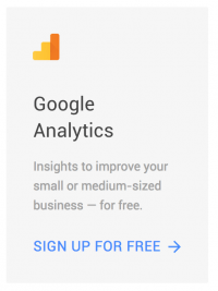 Google Analytics for free
