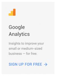 Google Analytics for free