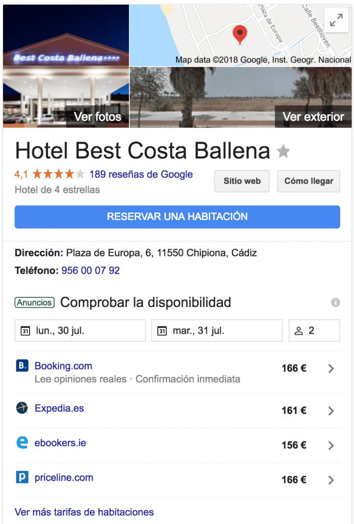 Best Hotel Costa Ballena