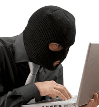 página de facebook robada