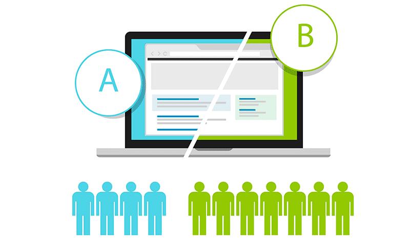 Como hacer el mejor test A B en Wordpress
