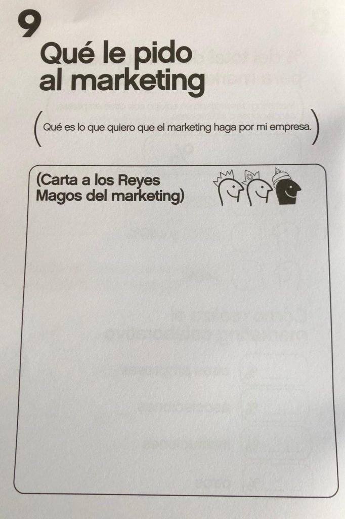9 - Manual de Marketing - Agromarketing - que le pido al marketing