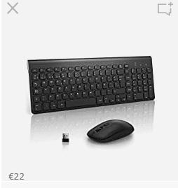teclado para teletrabajo