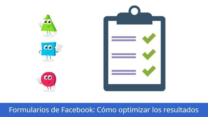 Formularios de Facebook